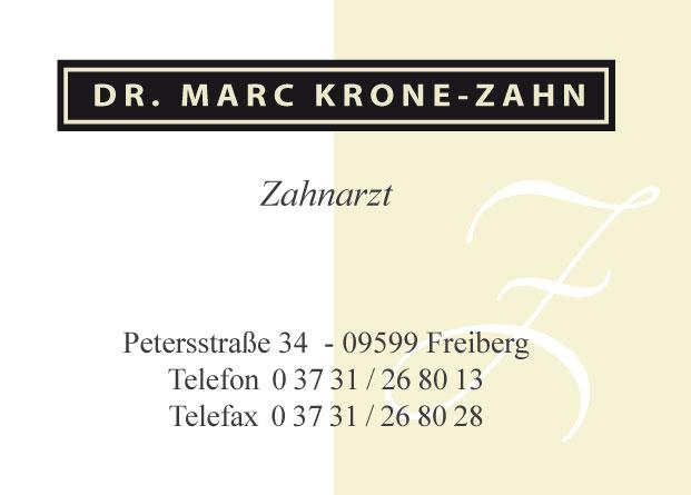 Visitenkarten Für Zahnärzte Www Werbung Verlag Com